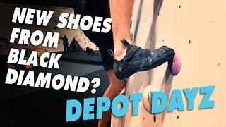 Depot Dayz #2 - New Purples, Sammy Oakes, and a Black Diamond boot demo! by The Depot Climbing