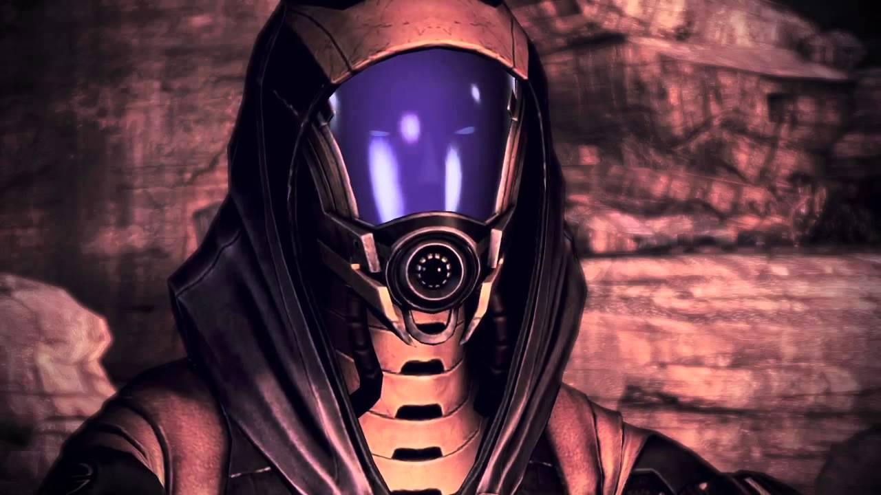 Mass Effect 3 - Tali finally unmasked - Computer and video games.com