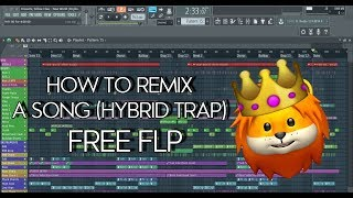 Video HOW TO REMIX A SONG FLP: HYBRID TRAP MP3, 3GP, MP4, WEBM, AVI, FLV Mei 2018
