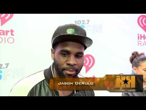 Jason Derulo and Jordin Sparks Have Very Little in Common - HipHollywood.com