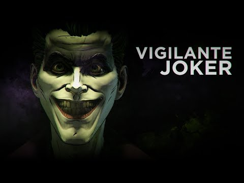 The Joker is Born | VIGILANTE de Batman : The Enemy Within - The Telltale Series