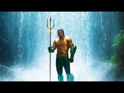 The One True King | Aquaman [4k, IMAX]