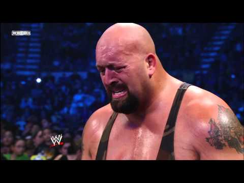 Big Show accidentally tramples AJ Lee: SmackDown, January 13, 2012