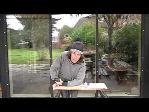 DIY Home studio, panels, hedgehogs and cladding