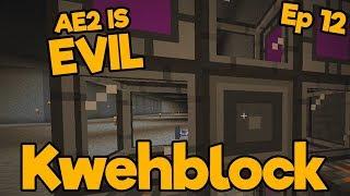 AE2 Torture | Minecraft Modpack: Stoneblock 2 | Ep. 12