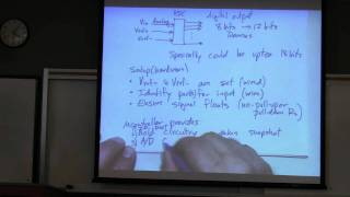 Embedded Systems Course - Lecture 11:  Analog to Digital Conversion