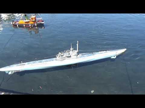 Le sous-marin U Boot de Laurent - MNH Hermanville 2018 RC