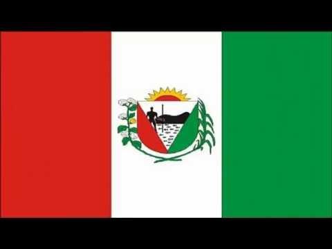 Bandeira de União dos Palmares  - Alagoas