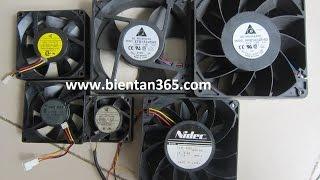 Quạt Giải Nhiệt Biến Tần 24VDC-Bán Quạt Tản Nhiệt 12V, 24V-Colling Fan