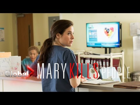 Mary Kills People Clip 'Behind Every Great Dr, Is a Better Nurse'