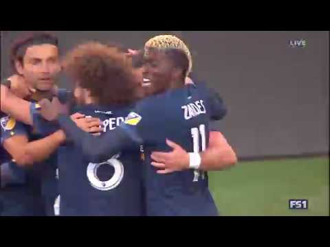 Video: LA Galaxy 2017 Year in Review in 40 SECONDS!