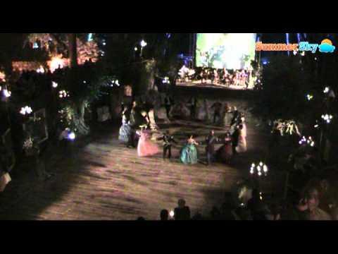Il Gran Ballo del Gattopardo alla Villa Colombaia di Forio - Il Ballo