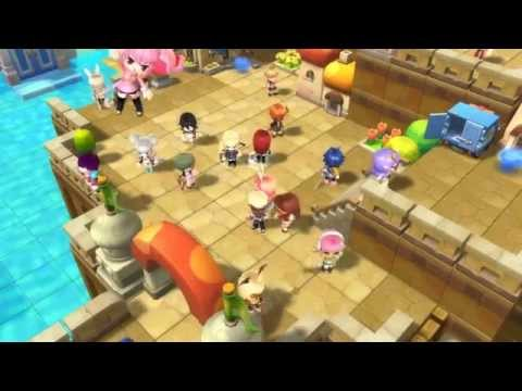 MapleStory 2 - Gameplay Video (Part 1)