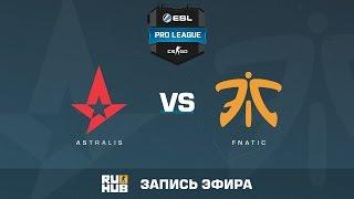 Astralis vs. fnatic - ESL Pro League S5 - de_train [Enkanis, yxo]