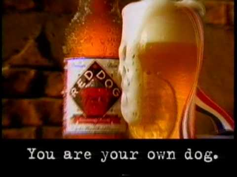 Red Dog Beer Commercial (1995)