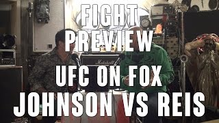 Nonton Ufc On Fox  Johnson Vs Reis Preview Film Subtitle Indonesia Streaming Movie Download