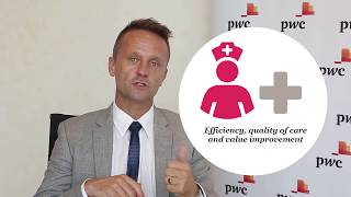 Dr. Tim Wilson, PwC Middle East Health Industries Leader