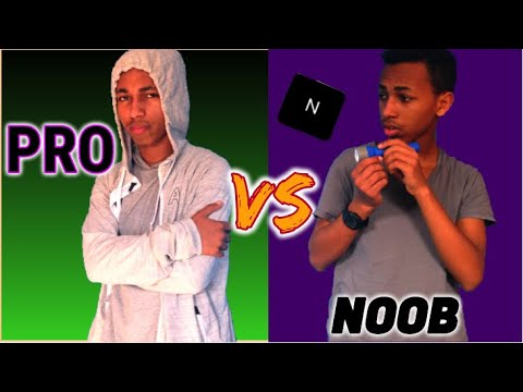 Nitro type PRO vs NOOB     |action/reaction|