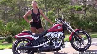 1. Used 2013 Harley Davidson Softail Breakout Motorcycles for sale