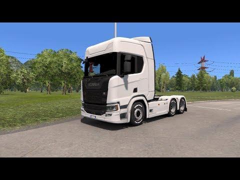 Realistic Scania Next Generation Sound v1.0