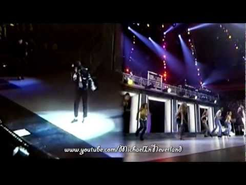 Michael Jackson - You Rock My World - Live MSG 2001