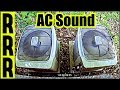 AIR CONDITIONER SOUND WHITE NOISE = 10 HOUR AC FAN NOISES