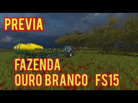 FAZENDA OURO BRANCO FS15 v1
