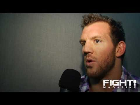 Ryan Bader Im Gonna Look to Go in There  Knock Nogueira Out
