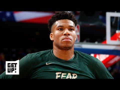 I don't think Giannis will ever leave the Bucks - Tom Thibodeau | Get Up!