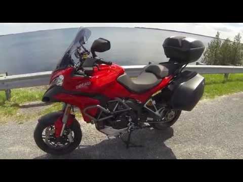 Ducati multistrada 1200 granturismo снимок