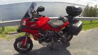 6. 2014 Ducati Multistrada Granturismo Review