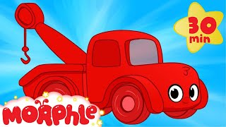 Video My Magic Tow Truck Morphle - My Magic Pet Morphle Vehicle Videos For Kids MP3, 3GP, MP4, WEBM, AVI, FLV Desember 2018