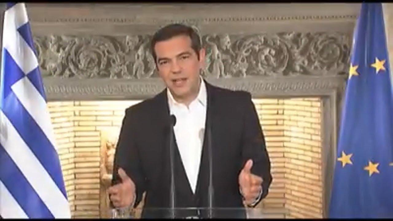 Αλ. Τσίπρας: Η Συμφωνία αποτελεί μεγάλη διπλωματική νίκη