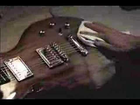 Budweiser commercial featuring Basone Guitars