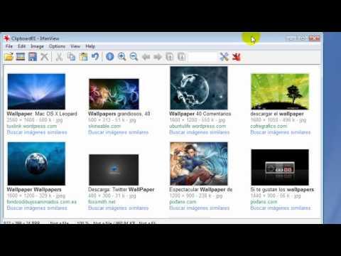 Video 1 de IrfanView: Como instalar y utilizar Irfanview