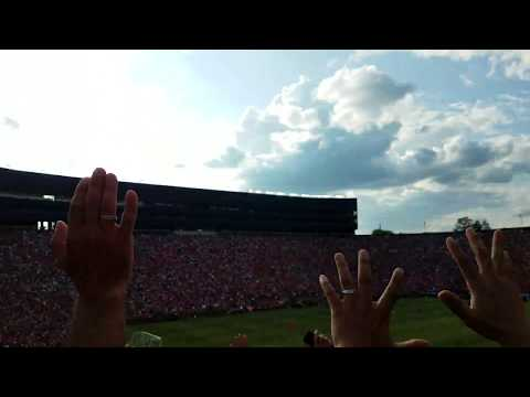 Michigan Stadium Wave (Manchester United Vs. Liverpool) July 28, 2018