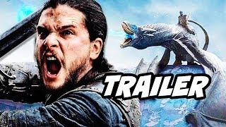 Game Of Thrones Season 8 Bonus Episode Trailer and Game Of Thrones Prequel Breakdown