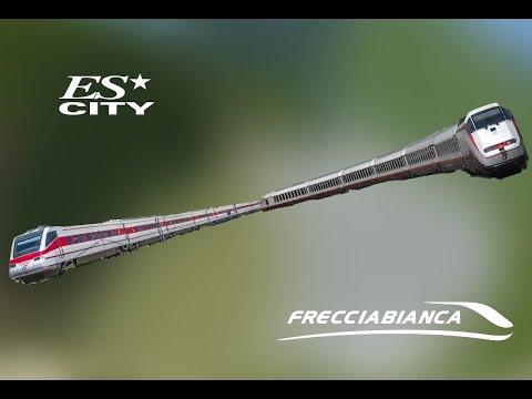 Dall'EuroStar* al Frecciabianca - Dalla E402B al Pendolino