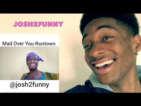 Josh2funny - Mad Over You Runtown Cover ALAZON EPI 73 REACTION