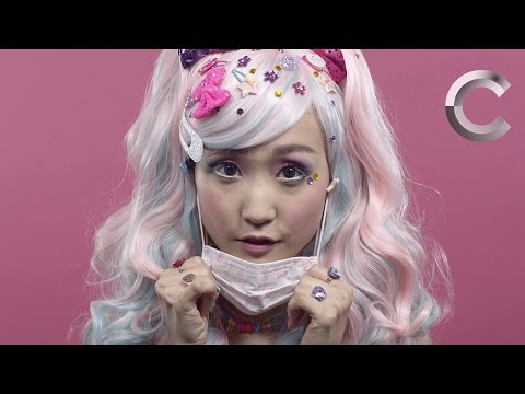 100 Years of Beauty in 1 Minute Japan