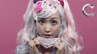 100 ans de beauté féminine au Japon