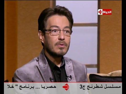 أحمد زاهر يروي أسوأ فترة فى حياته ووقوف زوجته بجانبه في فترة مرضه