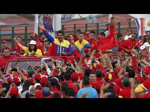 Βενεζουέλα: Ήττα Μαδούρο στις κάλπες της Κυριακής προβλέπουν οι μετρήσεις