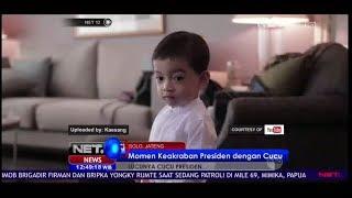 Video Kenalan Sama Si Imut Jen Ethes, Cucu Sematawayang Presiden Jokowi - NET12 MP3, 3GP, MP4, WEBM, AVI, FLV Oktober 2018