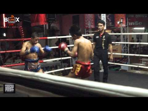 Thapae Night Fight: Battle2 (01 04 2014)