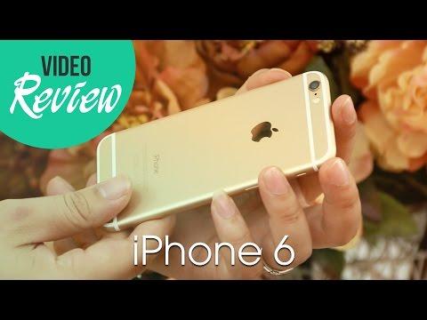 Đánh giá chi tiết iPhone 6