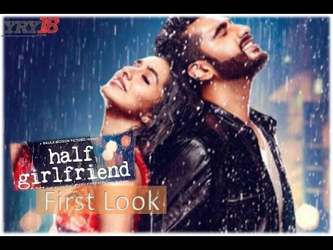 Half Girlfriend सामने आई | Half Girlfriend Movie Release Date | YRY18