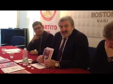 Michele Emiliano e il Partito del Sud