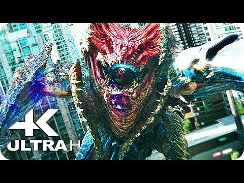 Pacific Rim 2: Uprising New Clips & Trailer (2018)