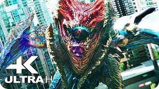 Video Pacific Rim 2: Uprising New Clips & Trailer (2018) MP3, 3GP, MP4, WEBM, AVI, FLV Juli 2018